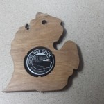 Beer Cap Maps and Ornaments – Gift Idea for Michigan Beer Fans (Giveaway)