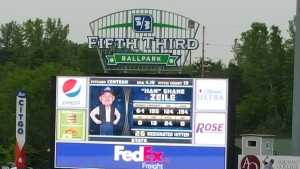 West Michigan Whitecaps Star Wars Night