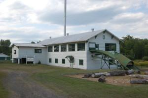 Alberta Sawmill Museum Baraga County Michigan