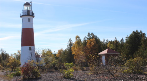 Middle Island Lighthouse - Lake Huron