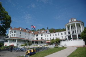 Mackinac Island Hotel Michigan
