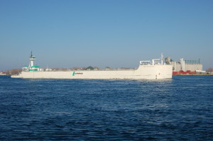 Port Huron Integrity Freighter Michigan - Favorite Michigan Places