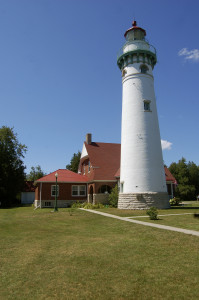Seul Choix Point Lighthouse Vertical
