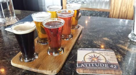 Latitude 42 Brewing Company