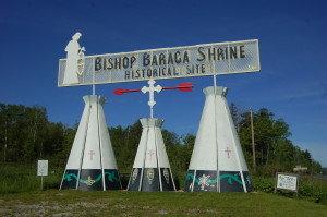 Bishop Baraga Shrine L'Anse MI