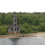 Grand Island East Channel Lighthouse – Lake Superior