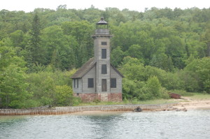Grand Island East Channel Lighthouse