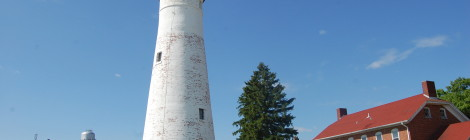 Fort Gratiot Lighthouse - Michigan's Oldest Lighthouse, Port Huron