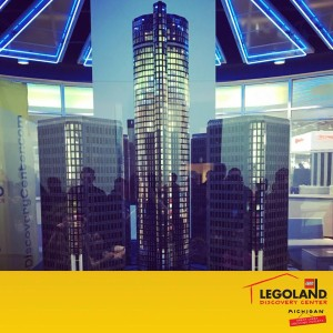 Legoland Discovery Center Michigan GM Building
