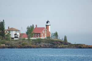 Michigan Lighthouses - Eagle Harbor