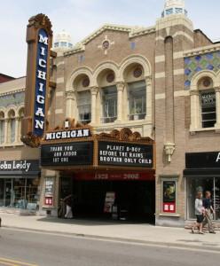 David Bowie Michigan Concerts