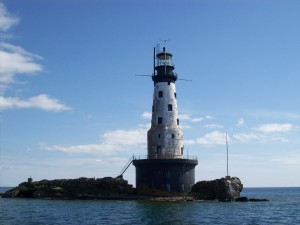 Rock of Ages Lighthouse Isle Royale