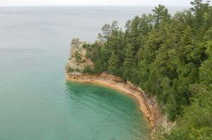 Pictured Rocks Miners Castle Cover Photo