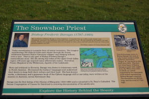 Shrine of the Snowshoe Priest Baraga