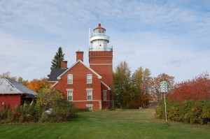 Big Bay Lighthouse Marquette Michigan