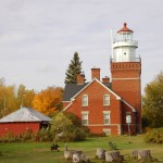 Big Bay Point Lighthouse – Lake Superior