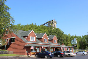 Castle Rock St. Ignace Michigan