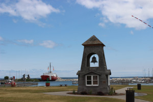 Conkling Heritage Park Mackinaw City MI