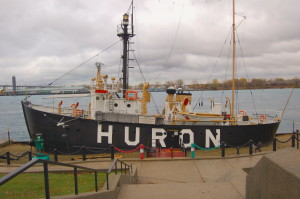 Lightship Huron Port Huron MI