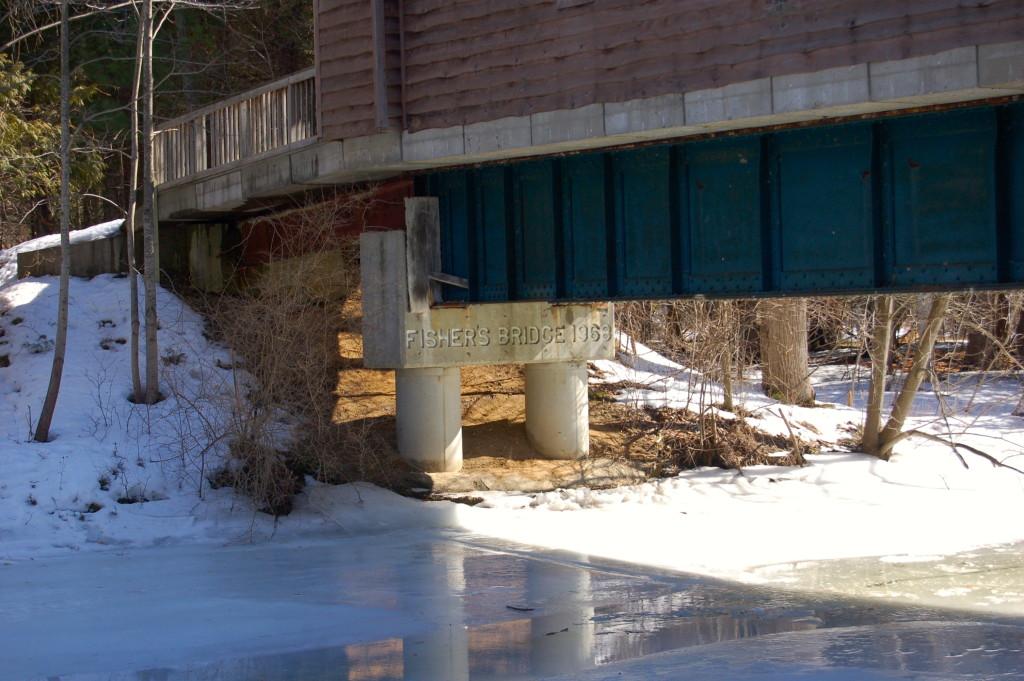Deerfield NAture Park Fisher Bridge