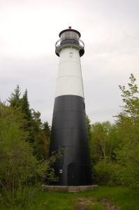 Grand Island Rear Range Lighthouse