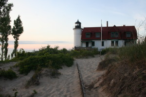 Point Betsie Lighthouse 2014