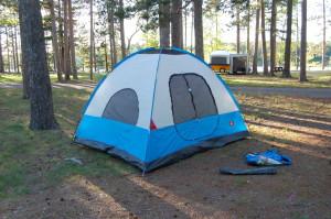 Marquette Tourist Park Camping