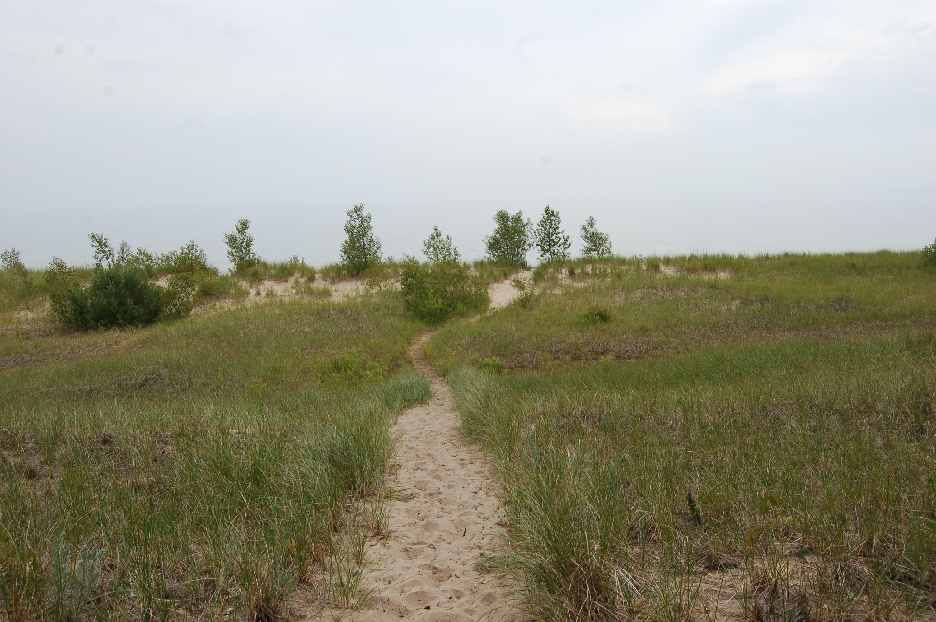 North Ottawa Dunes Ottawa County Trails