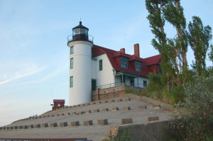 Point Betsie Lighthouse Sleeping Bear Dunes