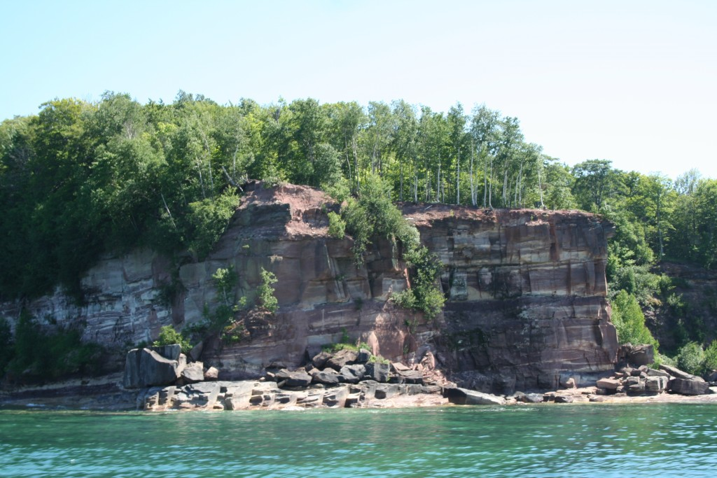 Riptide Ride Grand Island Cliff Munising