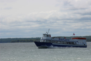 Shepler's Mackinac Island Ferry Lake Huron