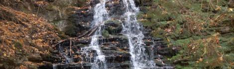 Tannery Falls - Munising, Michigan
