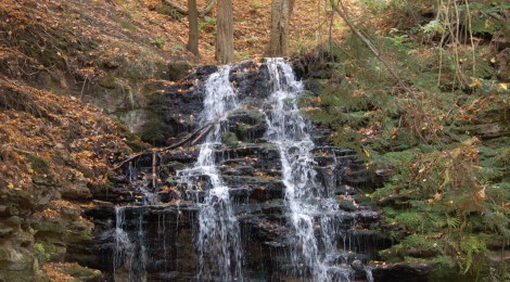 Tannery Falls - Munising, Michigan