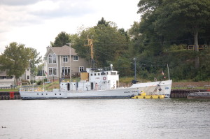USCG MCLane Muskegon Michigan