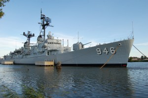 USS Edson Bay City MI