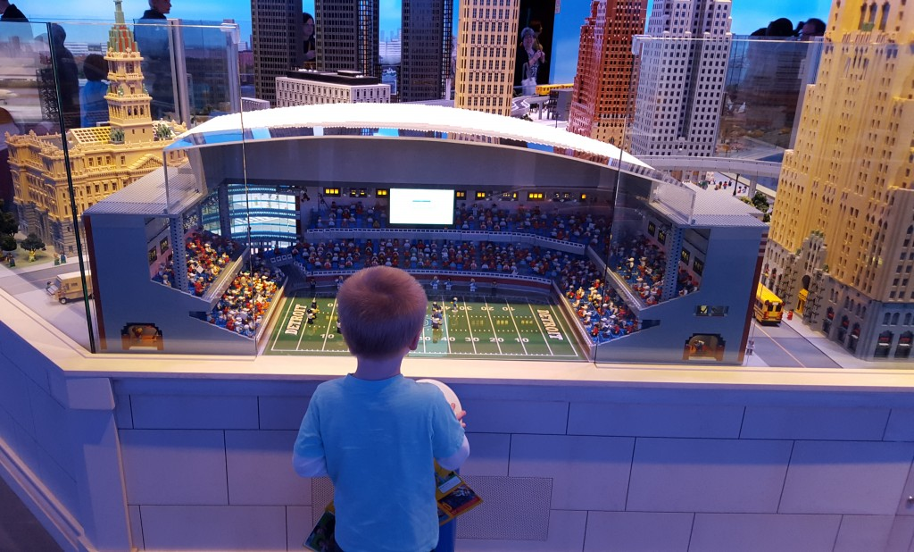 Legoland Ford Field