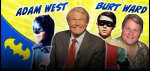 Adam West Burt Ward Batman and Robin