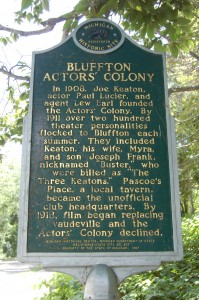 Bluffton Actors Colony Muskegon Michigan