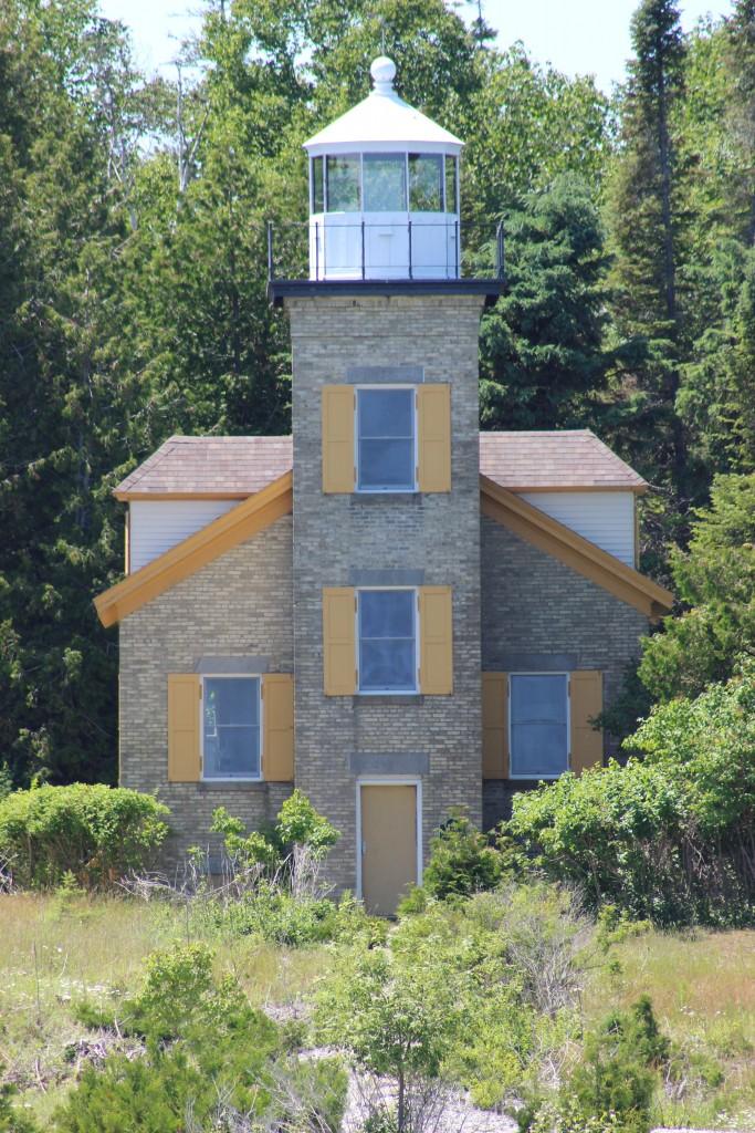 Bois Blanc Island Lighthouse
