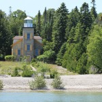 Bois Blanc Island Lighthouse – Lake Huron