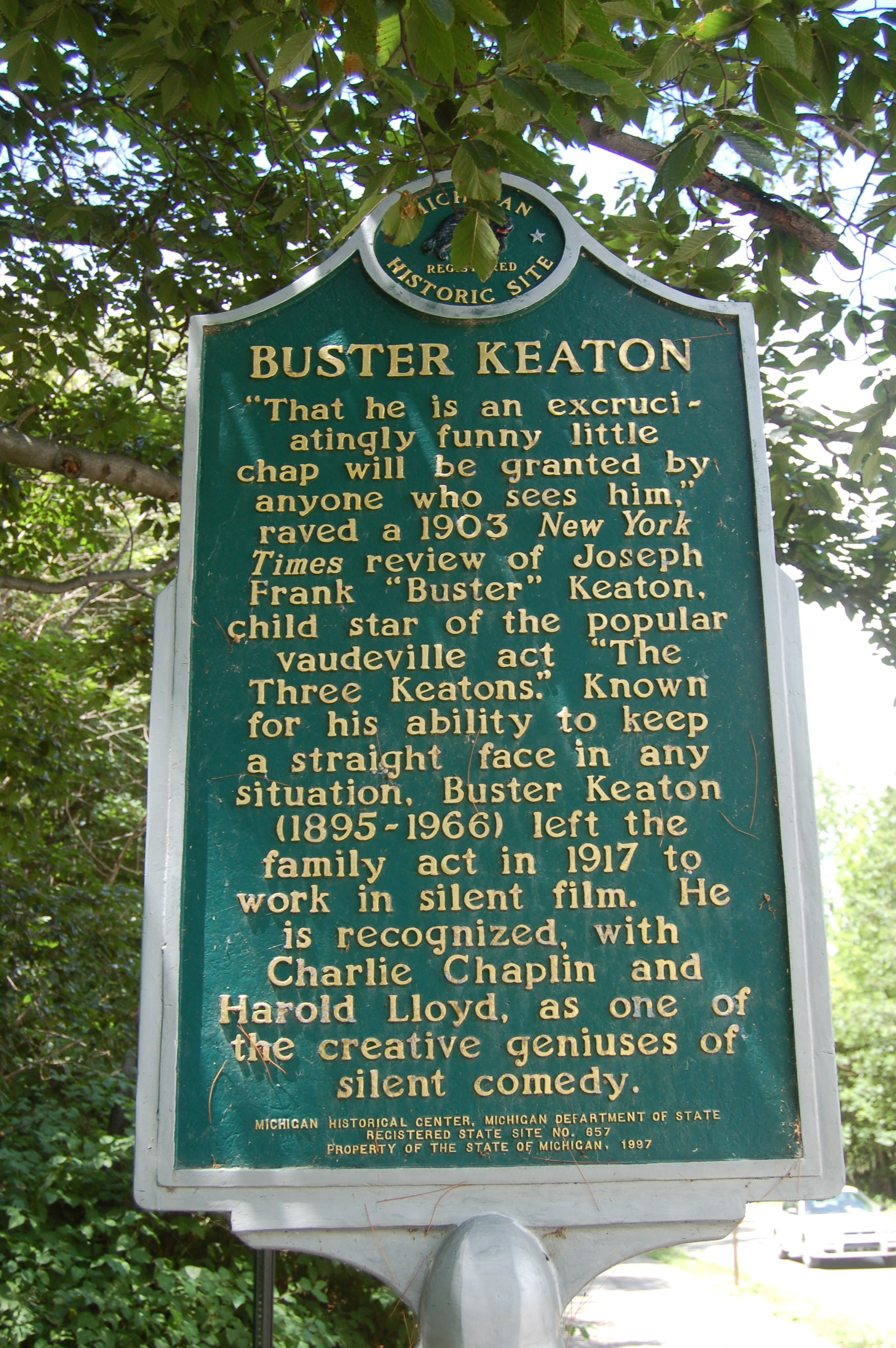 http://travelthemitten.com/wp-content/uploads/2016/03/Buster-KEaton-Historical-Marker-Michigan-e1459440473865.jpg