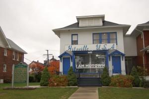 Detroit Motown Museum Hitsville