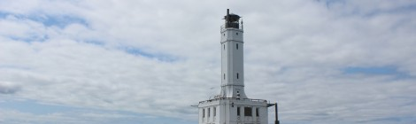 Grays Reef Light - Lake Michigan