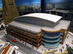 Ford Field Replica
