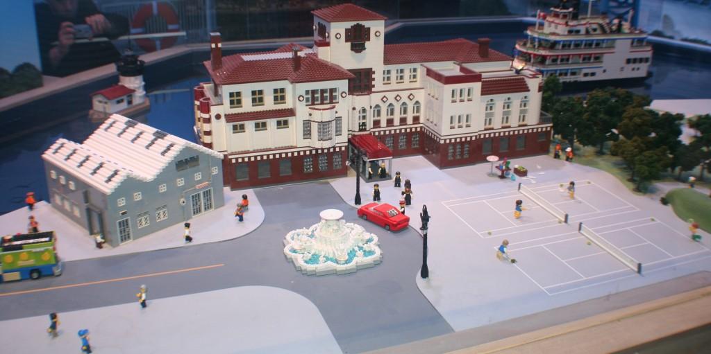 Legoland MINILAND Belle Isle