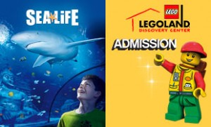 Legoland Sea Life Combo Ticket