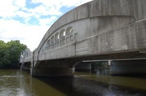 Mottville Bridge White Pigeon