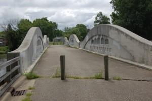 Mottville Camelback Bridge