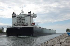 Muskegon American Century Freighter MI