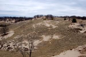 Muskegon Dunes State Park MI